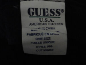 Brand new with tags Guess baby bucket hat cap London Ontario image 5