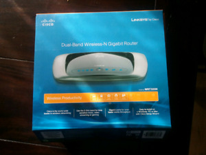 Router Linksys WRT320N