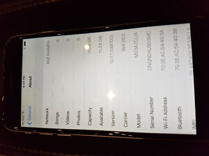 Bell iPhone 6 (fair condition 16GB)