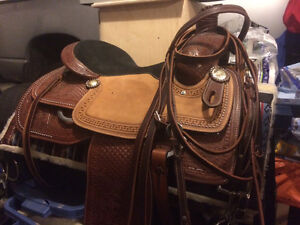 Never-Used Western Tack For Sale