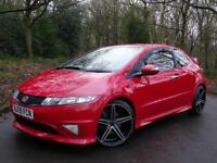 2009 09 Honda Civic 2.0i-VTEC Type R GT..LOW MILES..STUNNING !!