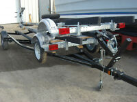 2015 EZ Loader 1800lb Capacity Boat trailers - Swing Tongue