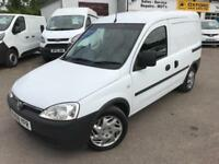 VAUXHALL COMBO 2000 CDTI NO VAT White Manual Diesel, 2008