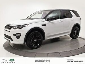 2018 Land Rover Discovery Sport HSE LUXURY | BLACK PACK