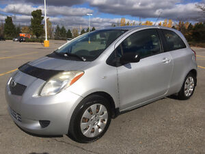 TOYOTA YARIS 2008 ( !! 143000KM. IMPECCABLE !! )