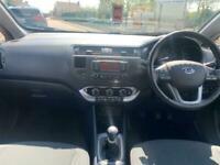 2012 Kia Rio 1.25 2 5dr Hatchback Petrol Manual