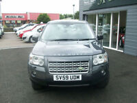 Land Rover Freelander 2 2.2Td4e ( 158bhp ) 4X4 2010 GS