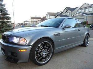 2004 BMW M3 (E46) low mileage, mint condition, WINTER READY!!!