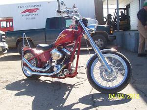 2003 Harley Davidson chopper