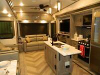 Heritage Glen 369BL American 5th wheel Bunkhouse,Showmans,Caravan,Trailer,RV