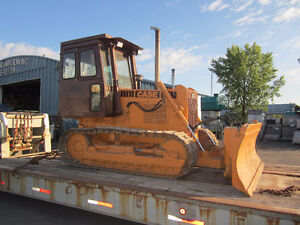 Bulldozer Case 550C