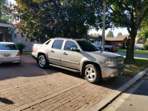 Chevrolet Avalanche LTZ  (SOLD)