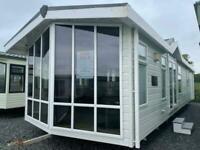 Static Caravan For Sale Off Site - Cosalt Monaco 42 x 13 - 2 bed - DG,CH