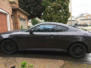 2008 Hyundai Tiburon GS Coupe (2 door) OBO