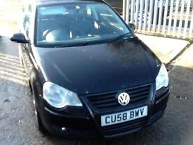 Volkswagen Polo 1.4 RARE AUTOMATIC,2009,1 PREVIOUS OWNER,MARCH 2019 MOT