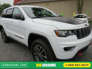 2017 Jeep Grand Cherokee Trailhawk AUT 4X4 A/C MAGS CAMERA BLUET
