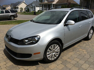 2012 Volkswagen Golf Wagon