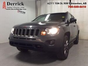 2016 Jeep Compass   Used 4WD 75th Aniv Pkg Power Sunroof  $134.3