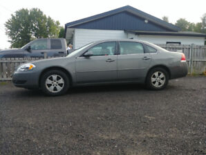 2007 Chevy Impala, certified!!