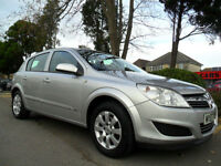 VAUXHALL ASTRA 1.7CDTi DIESEL 2007 LIFE COMPLETE WITH M.O.T HPI CLEAR INC