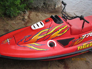 1996 Arctic Cat, Tigershark Daytona 770 seadoo