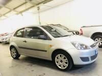 2006 Ford Fiesta 1.4 Style Climate 3dr