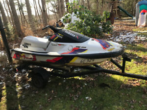 1996 Yamaha wave runner 3