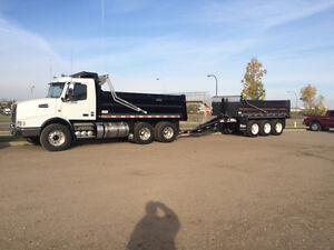 RENN End Dump Trailer - TA21504- YEAR END CLEARANCE! Regina Regina Area image 5