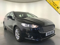 2015 FORD MONDEO TITANIUM ECONETIC TDCI ESTATE SAT NAV 1 OWNER SERVICE HISTORY