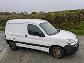 55 Plate Peugeot Partner 1.9 Diesel Van