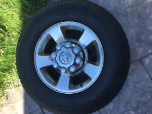 8 BOLT All Season Tires and Rims- GREAT DEAL, WONT LAST!!