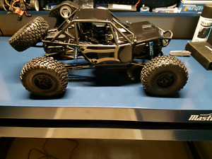 Axial bomber
