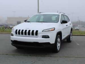 2014 JEEP CHEROKEE Sport with All New Brakes!!