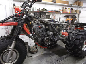 Experienced Service For All Honda ATV'S Moose Jaw Regina Area image 14