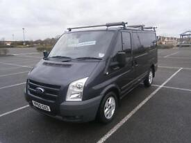 2010 60 FORD TRANSIT LIMITED 2.2 TDCi 115PS T280S LOW ROOF SWB PANEL VAN AIR CON
