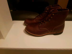Red Wing Iron Ranger 8119 Oxblood NEW Mens  size 11