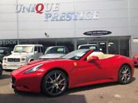 2009 Ferrari California 4.3 2+ F1 DCT Convertible Petrol red DualClutch