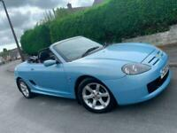 MG TF 135 16V ** LOW MILEAGE - S/HISTORY + CAMBELT - STUNNING EXAMPLE **