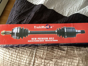 BRAND NEW AXLE with CV Joint