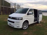 Vw transporter t5.1 5 seater camper-van ,,new cam belt fitted..
