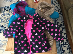 Full wardrobe for a girl size 3