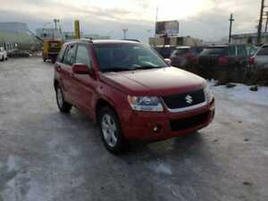2010 Suzuki Grand Vitara Limited 2.4L 4 cyl. 4x4 Leather Sunroof