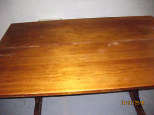 Wooden Table Windsor Region Ontario image 3