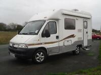 Autocruise Starfire Marquis Edition 2 Berth End Kitchen