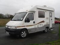 Autocruise Starfire Marquis Edition 2 Berth End Kitchen Motorhome