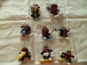 VINTAGE CALIFORNIA RAISINS FIGURES