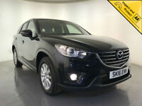 2016 MAZDA CX-5 SE-L LUX NAV DIESEL HEATED LEATHER SEATS 1 OWNER SERVICE HISTORY