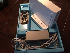Console wii avec wii fit