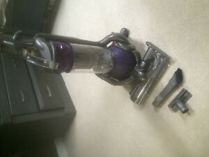 Like New Dyson Ball Animal Vacuum w/ over $200 brand new parts