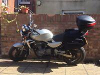 Kawasaki 500er sold as spares or repairs